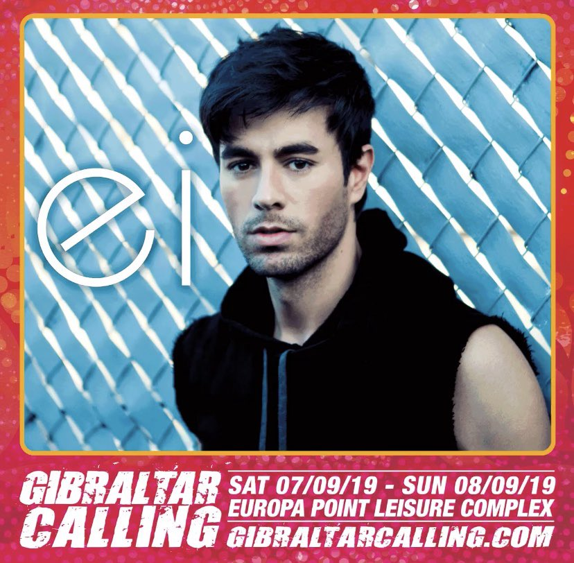 #GIBRALTAR!!! See you at the #GibraltarCalling 2019!! Tickets and more info here: https://t.co/ATAFw3CO8y https://t.co/dtuMCQPldH