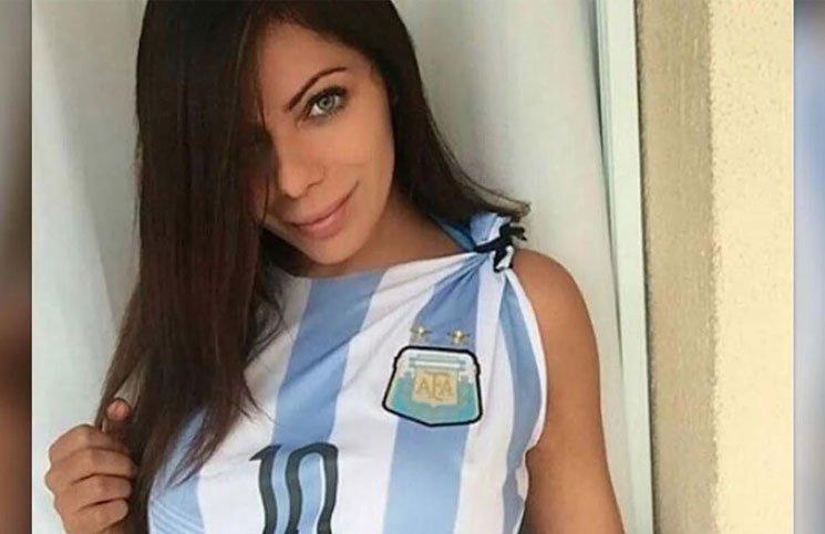 RT @la100fm: Con toda la cola al aire, Miss Bum Bum defendió a Messi y criticó a la Conmebol https://t.co/ClP5kwMLfD https://t.co/H6VehZAKHs
