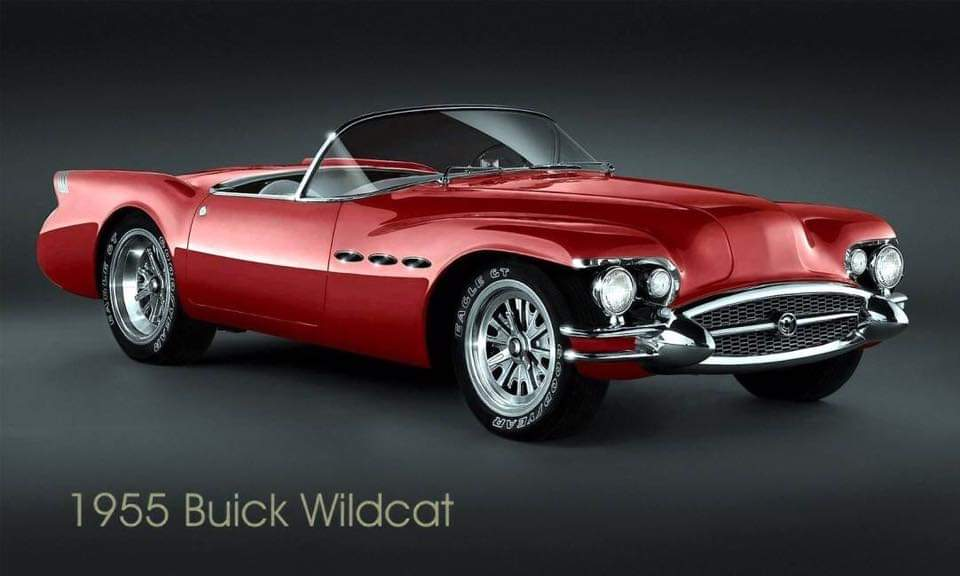 1955 Buick Wildcat Concept https://t.co/ubMauarF5z