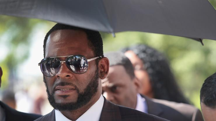R. Kelly's Alleged Child Sex Tape Turned Over By...