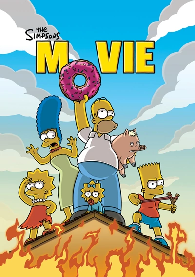 113.- The Simpsons Movie (2007) Dir. David...