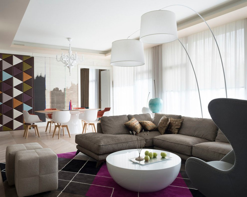 Teterinskiy Apartment by Irene Z | HomeAdore