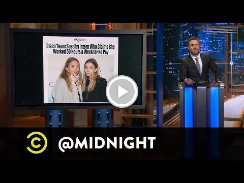Double, Double, Toil and Trouble - Cut It Out - @midnight with Chris Hardwick https://t.co/SlaUTvz1UK #cutthecable https://t.co/jVBalkWQ13