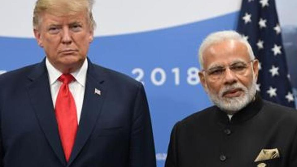 'In line with WTO rule': Govt sources rebut Trump's 'high tariff' charge | india news | Hindustan Times