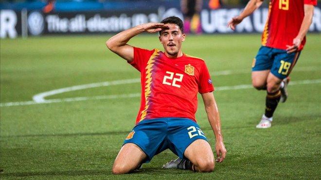 RT @sport: #U21EURO ⚽ | La 'Rojita', a por la final del Europeo sub'21 con los jugones https://t.co/KUGGTs41Ch https://t.co/goPb32eLtl