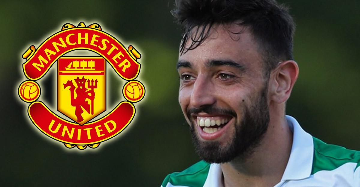 Bruno Fernandes finds Man Utd more 'attractive' than Spurs due to Solskjaer's lack of midfield options