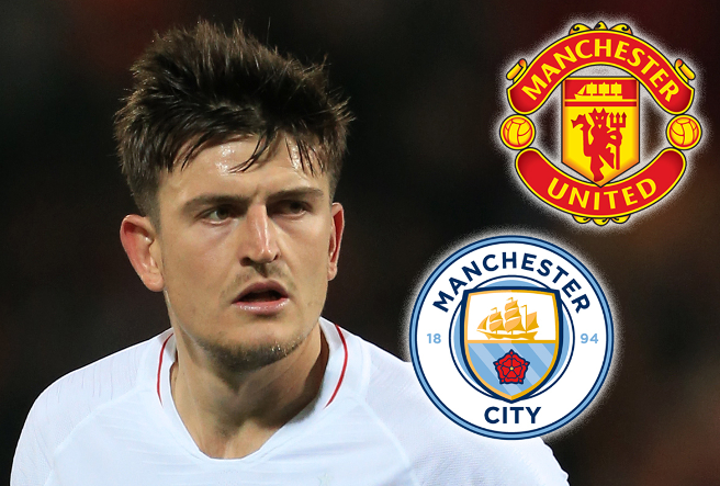 Harry Maguire transfer shocker as Man Utd exit race due to Leicester's demands - Mirror Online