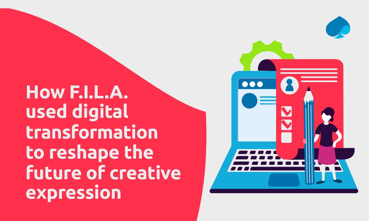 F.I.L.A.'s digital transformation reshapes creative expression