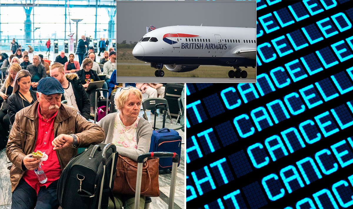 Flights: British Airways strike ballot begins with potential summer holiday chaos | Travel News | Travel | Express.co.uk