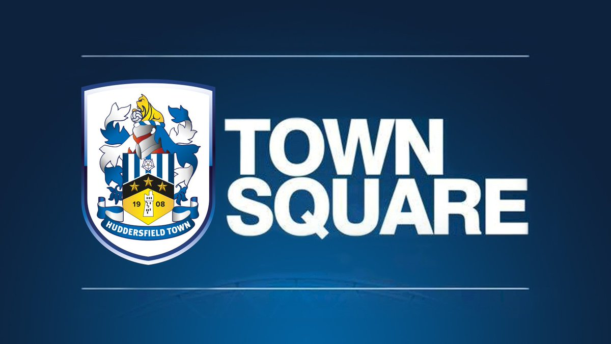 DOWNLOAD THE TOWN SQUARE APP AND NEVER MISS A THING!  - News - Huddersfield Town