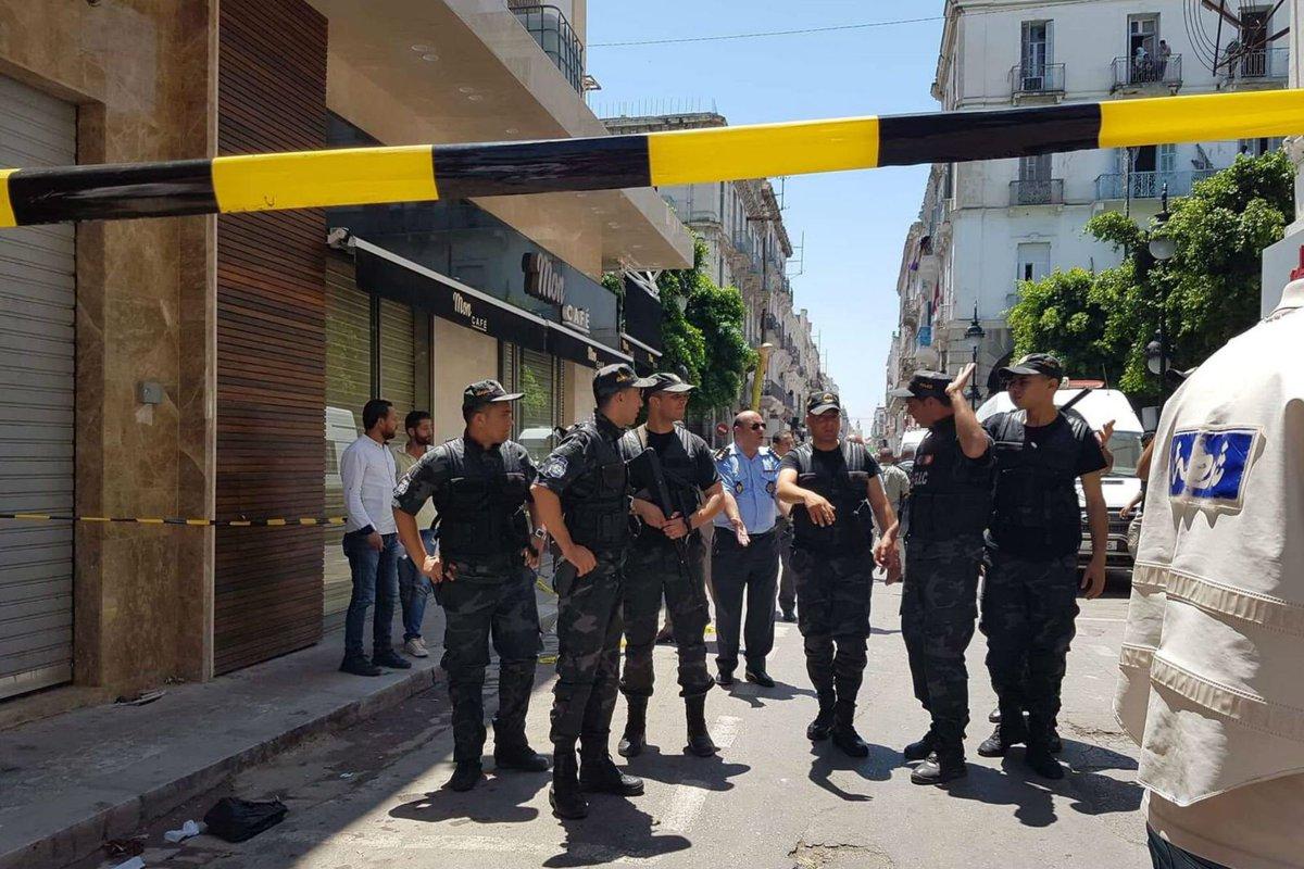 #Tunisi