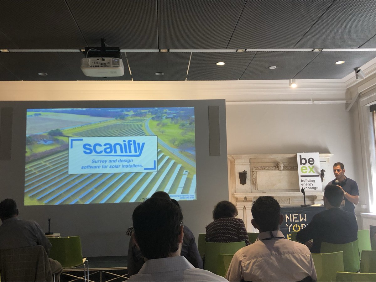 test Twitter Media - We're back with more company pitches this afternoon! Thank you to Perryman Technologies, Scanifly, and PV Solar for your exciting pitches. #NYEW2019 https://t.co/5Frc18SVQZ