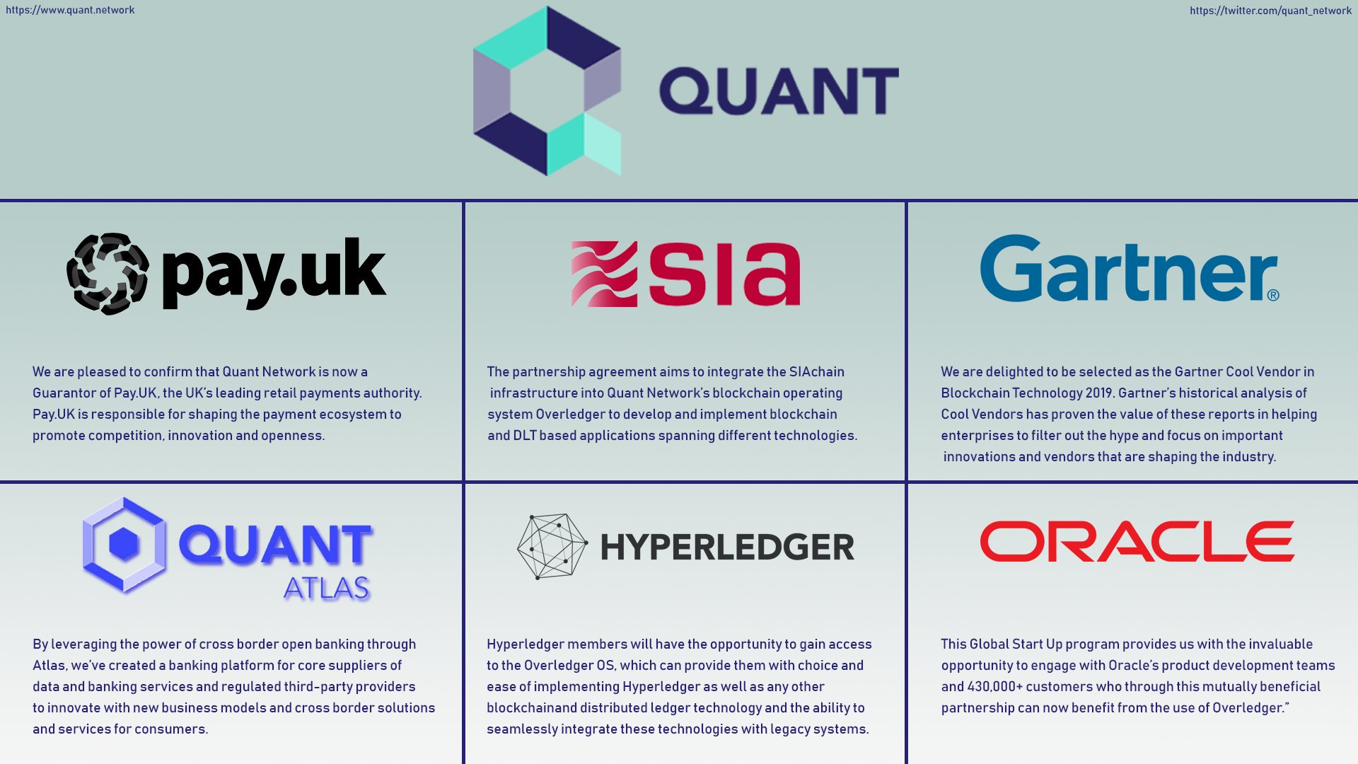 If 👏 You 👏 Don't 👏 Understand 👏 The 👏 Huge 👏 Scope 👏 Of 👏 $QNT 👏 By  👏 Now 👏 Then 👏 You 👏 Can't 👏Be 👏 Helped  #crypto #blockchain #DLT $ETH $BTC $IDEX https://t.co/YADx1ouBMX