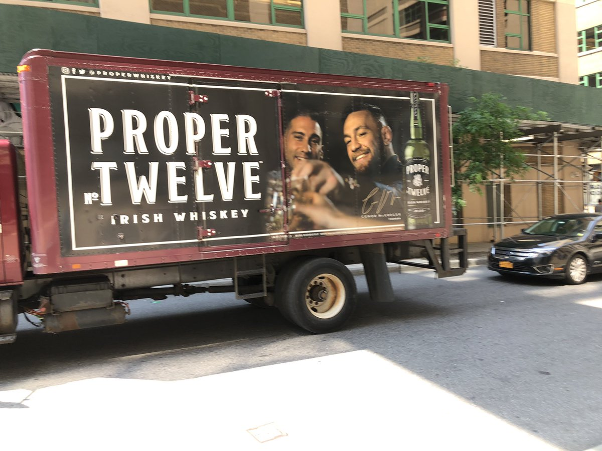 RT @jsandberg11: Proper day in Brooklyn @TheNotoriousMMA https://t.co/e34oHJfqwb