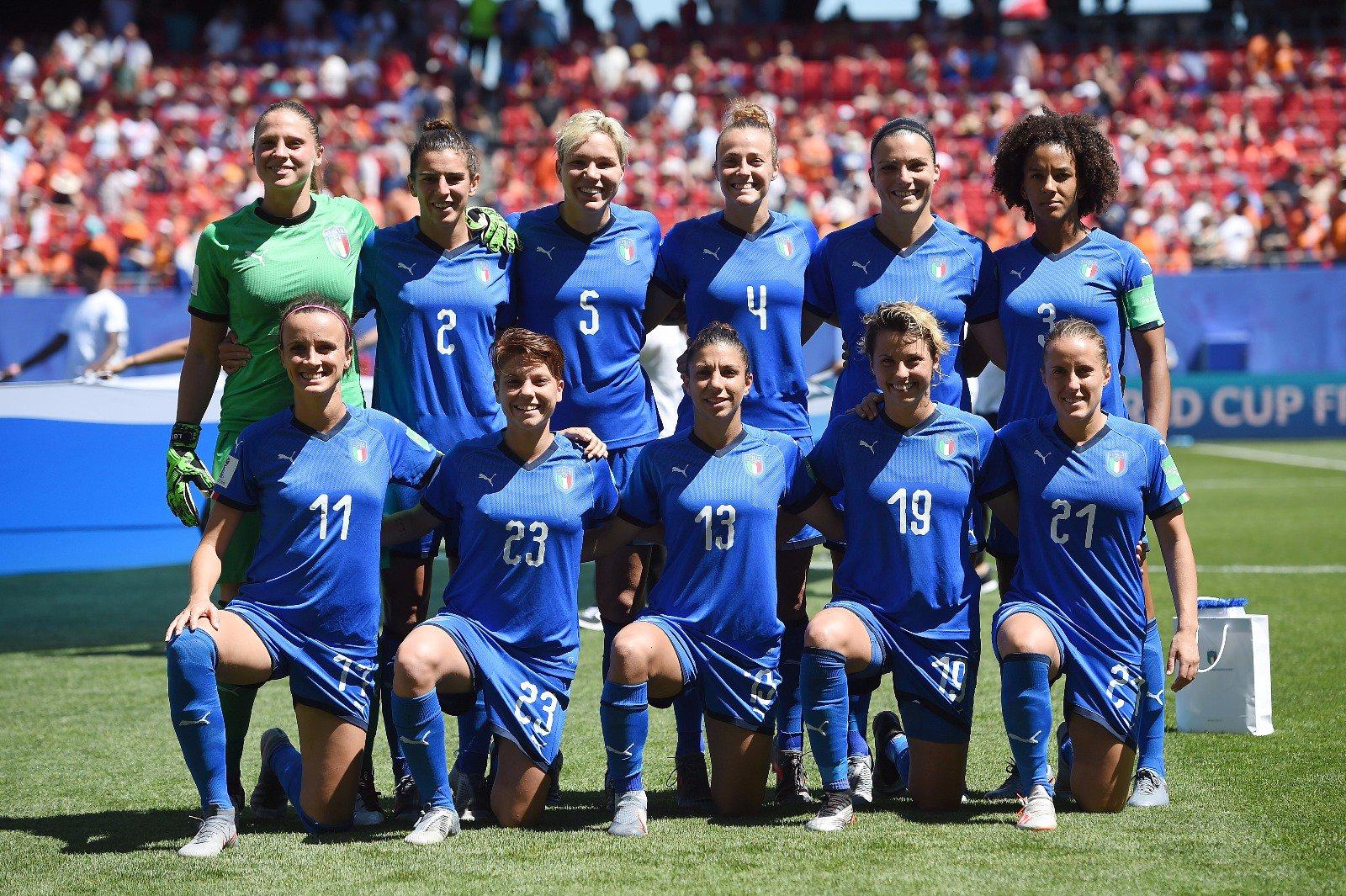 Finisce ai quarti di finale contro l'Olanda l'avventura delle Azzurre e delle Bianconere alla #FIFAWWC. Ragazze, siete state eccezionali! 👏 ❤ #JuventusWomen https://t.co/luGn3kUFjU