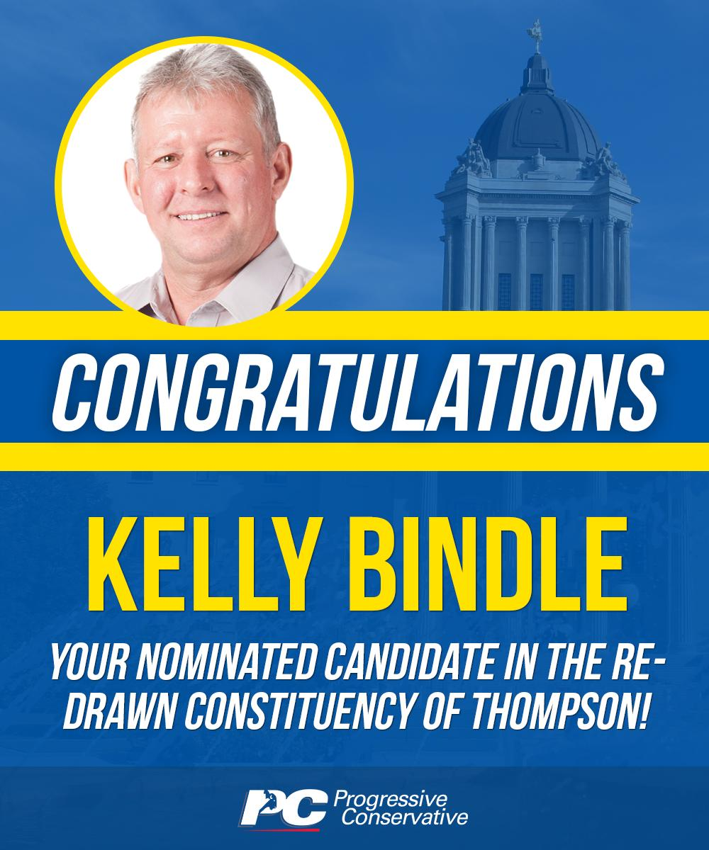 test Twitter Media - Kelly has been a great representative for his constituents - his record of public service makes him the best choice to represent Thompson!  https://t.co/sBNjCSIlDt  #mbpoli #BetterMB https://t.co/NJyoHo1CZc
