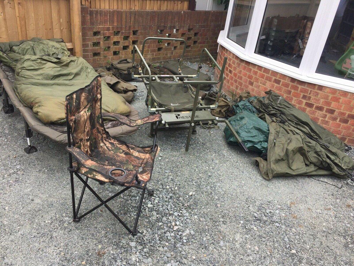 Ad - Full Carp Fishing Set-up For Sale On eBay here -->> https://t.co/jNbiB4F2Qp  #carpfishing
