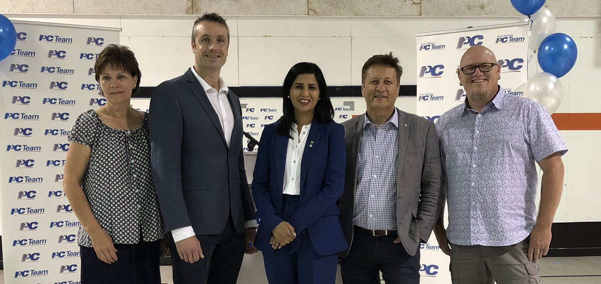 test Twitter Media - This afternoon we celebrated the Progressive Conservative Candidate for the Burrows Constituency. Welcome to the PC Team @Jasminebrar12, I know that you'll be a great asset to your community. #mbpoli https://t.co/pTZIbW37oG
