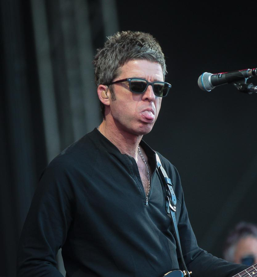 1/2 Noel Gallagher's High Flying