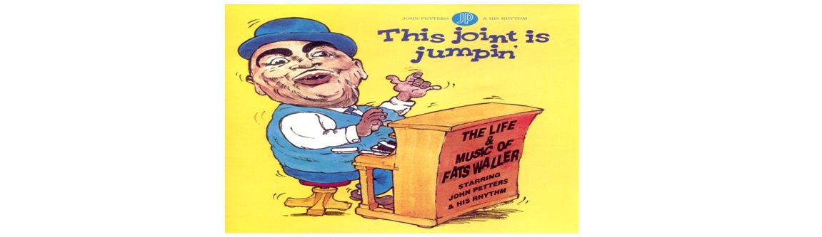 test Twitter Media - THURSDAY 25TH JULY THIS JOINT IS JUMPIN' - THE LIFE & MUSIC OF FATS WALLER  01234 320 022 FOR TICKETS  Superb venue.  Real ales and good food available.  Tickets £10 in advance [£12 on door]  Doors and food from 6pm. All sessions start at 8pm. For further info call 01604 858549. https://t.co/ZkCYPChUp2