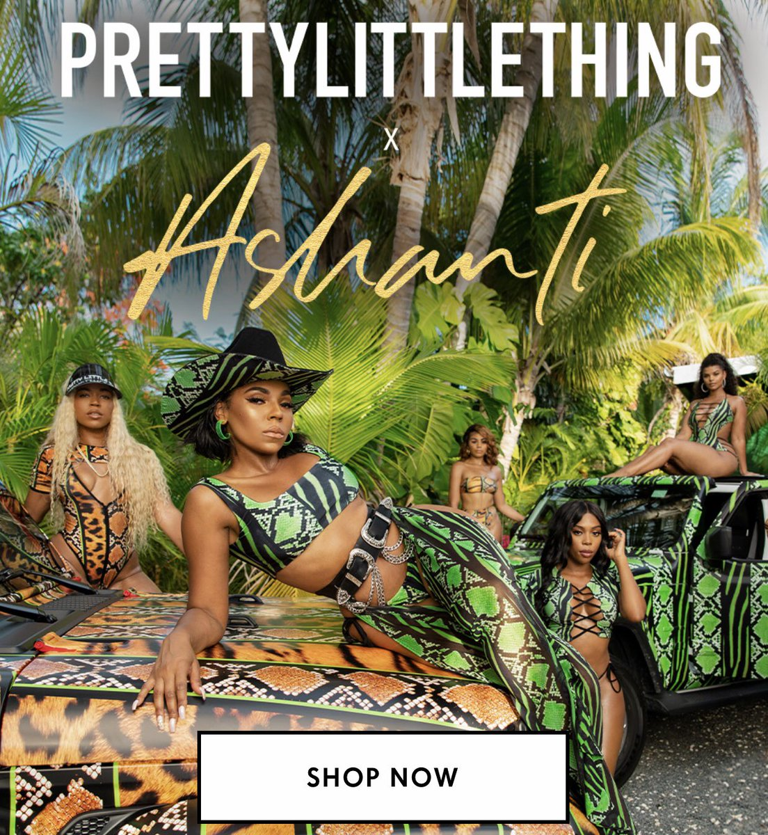 RT @dejapocahontas: I am here for this @OfficialPLT X @ashanti collaboration. They did that ???????????????????????????????? https://t.co/xh1bhetY3S