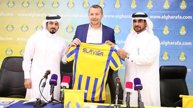 RT @Jokanovic: First days in Qatar, unveiling done and looking forward to starting our pre-season. https://t.co/iHc9AgHq4E