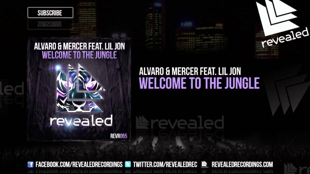 RT @RevealedRecWW: Exactly 6 years ago 'Welcome To The Jungle' was released! @DJAlvaro @Mercer_Music @LilJon ???????????? https://t.co/SpPqxo1MzU