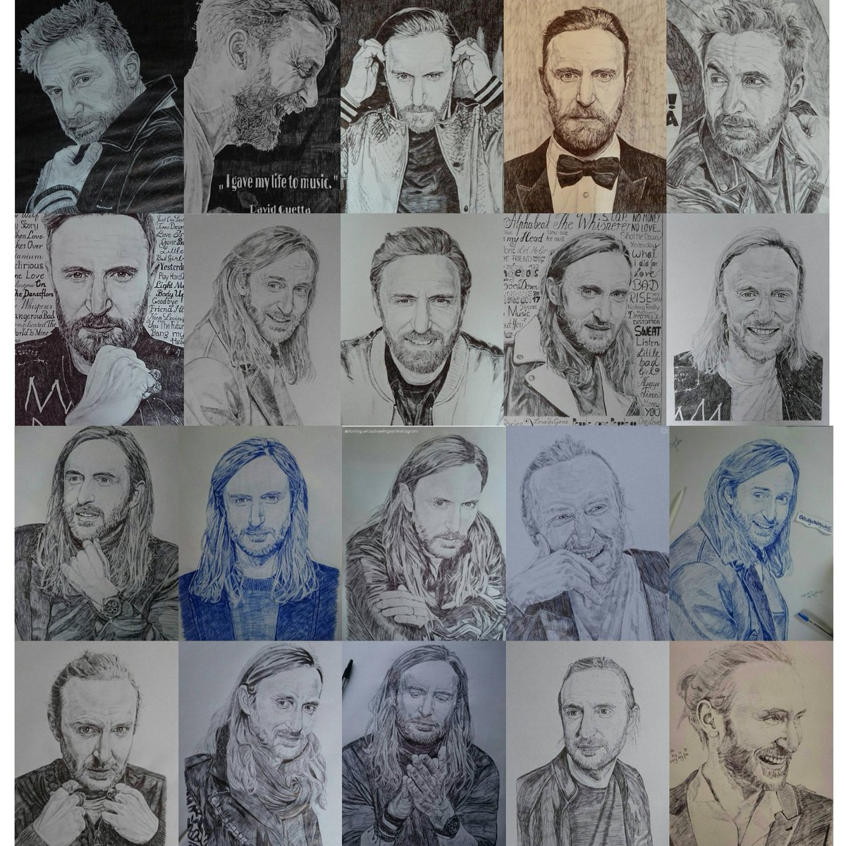 RT @leapumpanella11: Unbelievable! I finished my 20th drawing of @davidguetta yesterday! https://t.co/htiAvjyZHG
