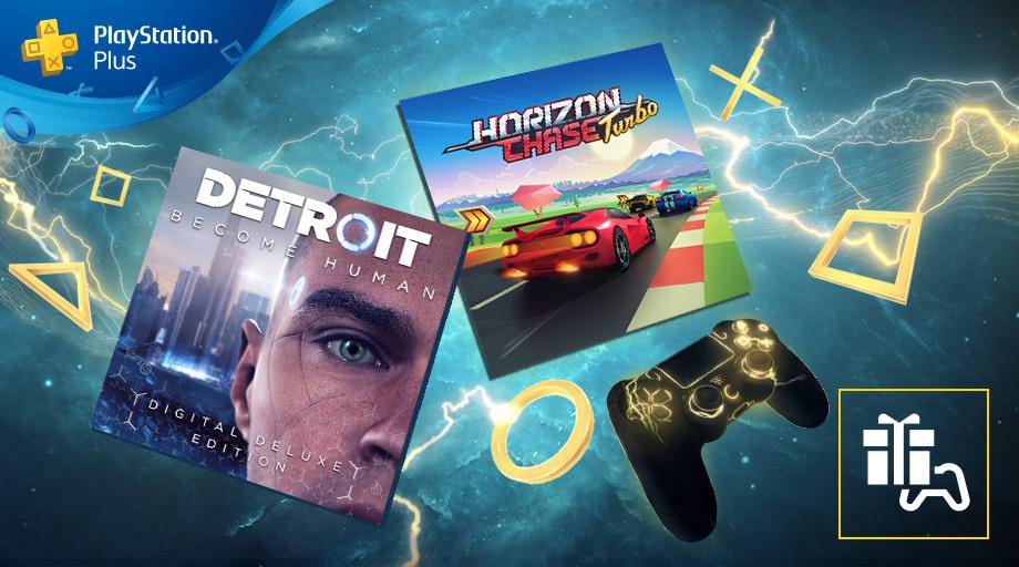 We're making a swap to the PS Plus games line-up for July 2019. Learn more...