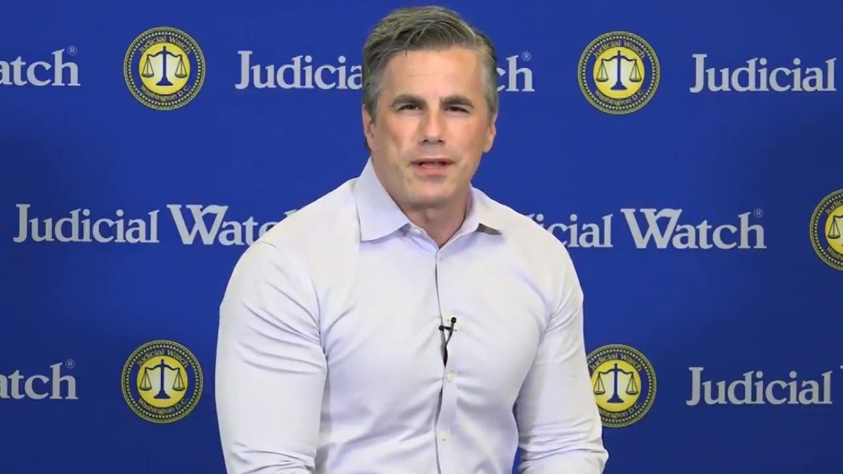 """Flashback for AG Barr. More classified Clinton emails uncovered by @JudicialWatch lawsuit! The Comey-Strzok-Lynch Clinton email """"matter"""" was a sham, so it is urgent that AG finally order a new criminal investigation.  …"""