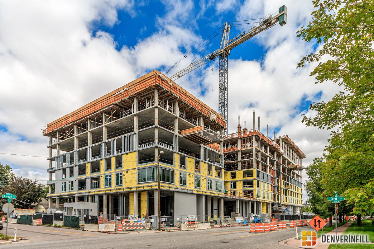 test Twitter Media - 3rd & Logan by @DavisPartner Architects is making great progress! Energetics provided energy modeling for LEED v4, Xcel EDA Program, and 2015 IECC compliance.  https://t.co/poF0vwJxXD https://t.co/blk6zkqZPY