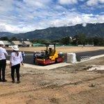 Secretario de Hacienda recorre obras en el Parque Deportivo: https://t.co/md74Iq1DUy https://t.co/g27dUtkhuL