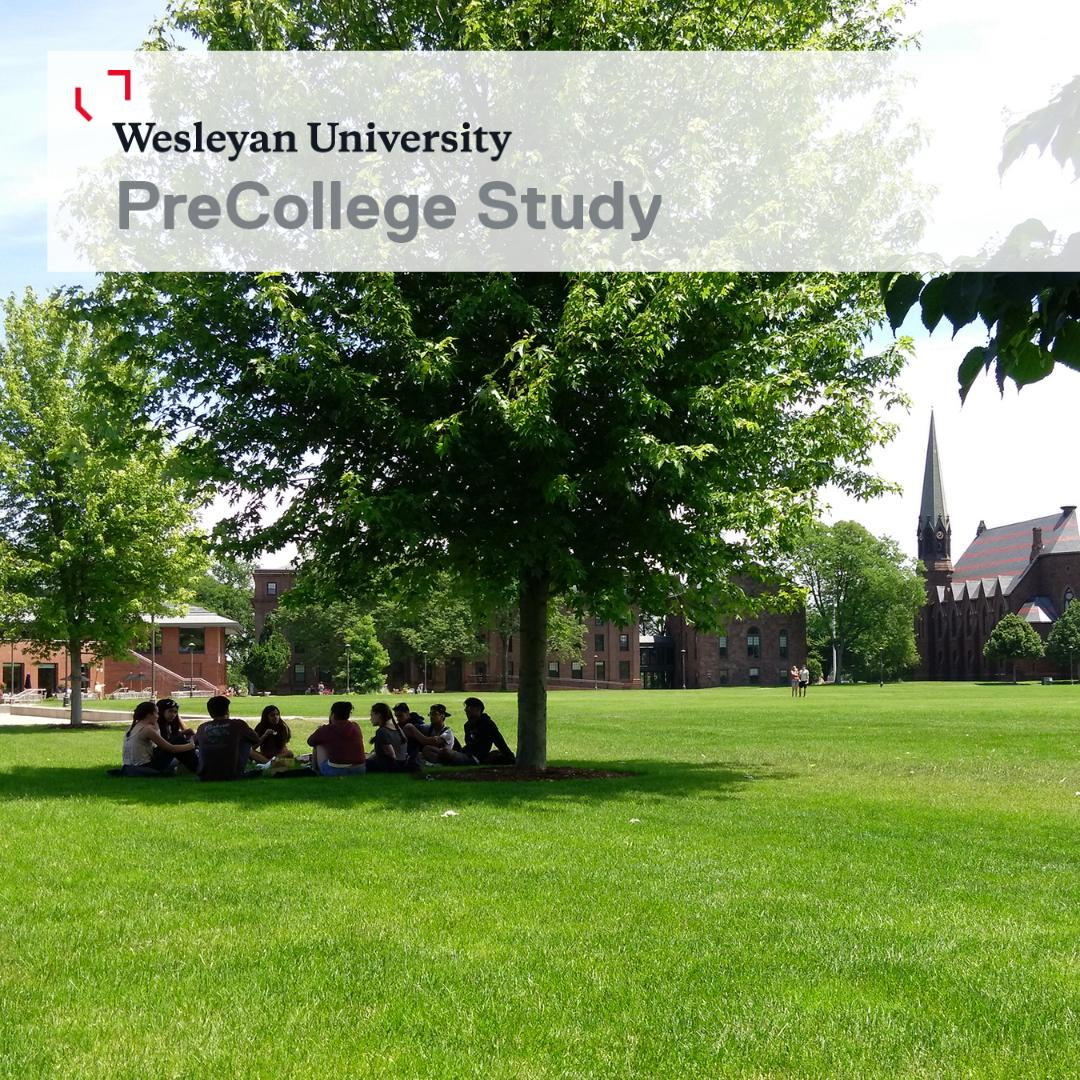 test Twitter Media - Welcome to our 2019 Cohort of PreCollege Study students, who will be studying at Wesleyan during Summer Session II. https://t.co/ruqvKUuxgy