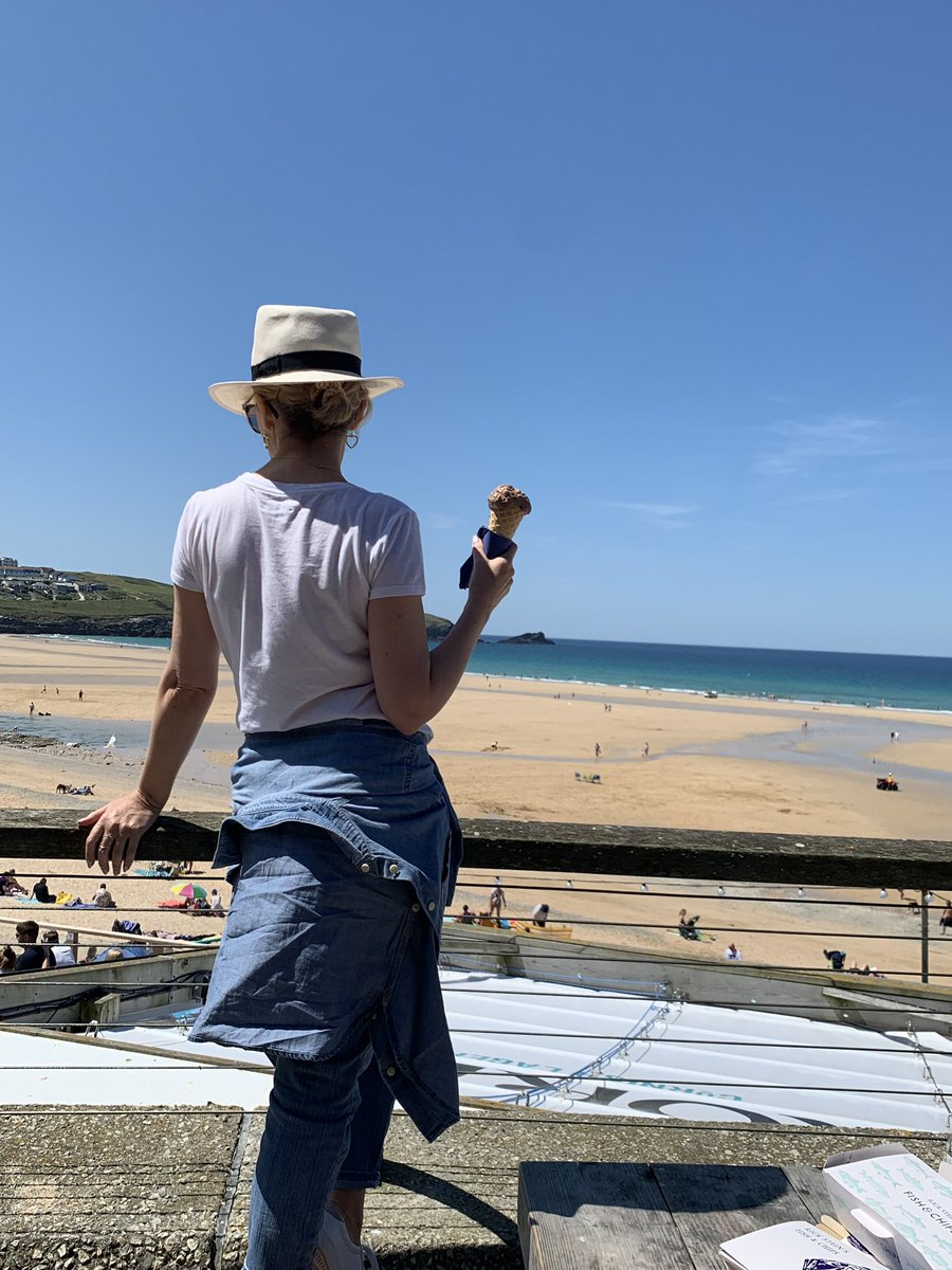 Newquay ???? Icecream ???? https://t.co/7o7SEIhC3b
