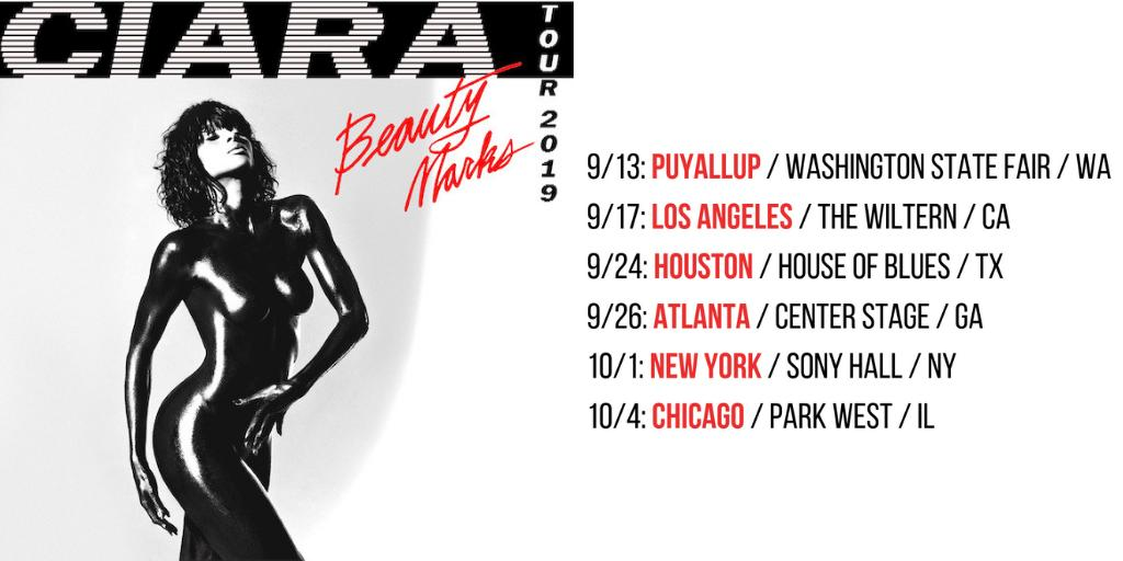 Don't miss out on the #BeautyMarks Tour this fall! Tickets: https://t.co/F5SytjG26c https://t.co/mEHcnzE6s7