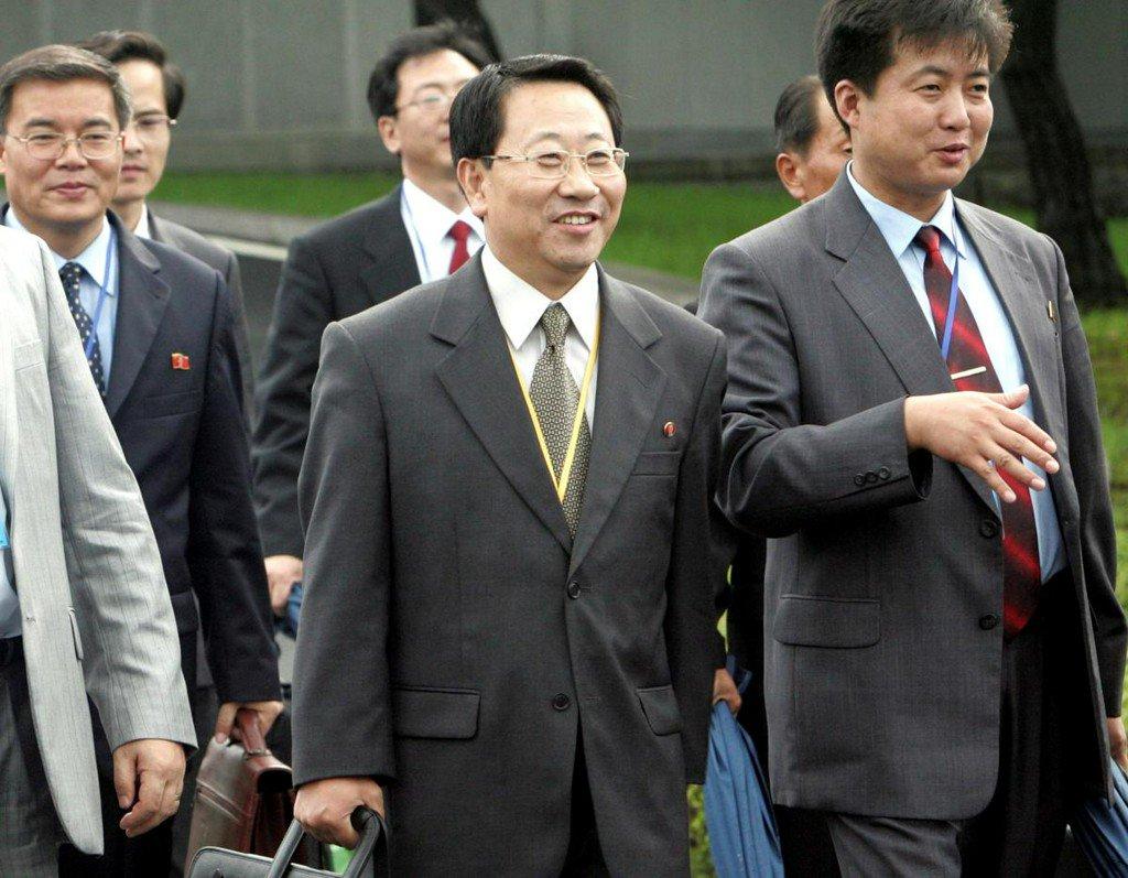 Former ambassador may be North Korea's new point man in U.S. talks: source