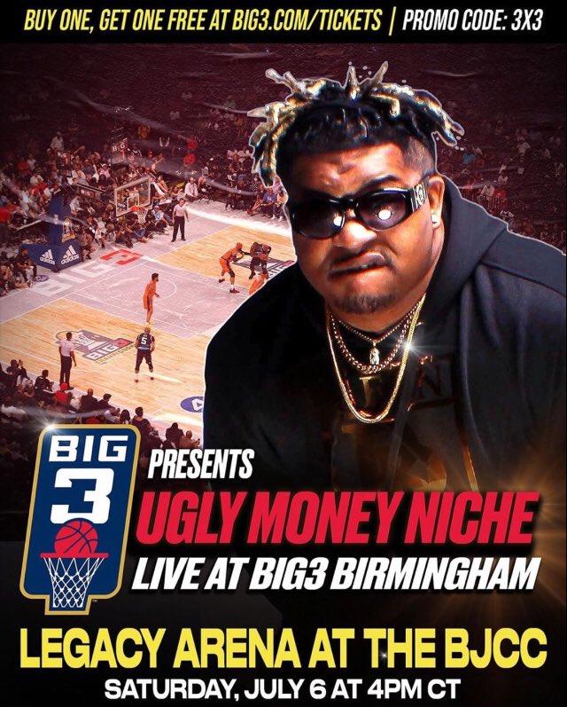 It's gonna get ugly in Birmingham tomorrow. https://t.co/uak4VnE6Jg