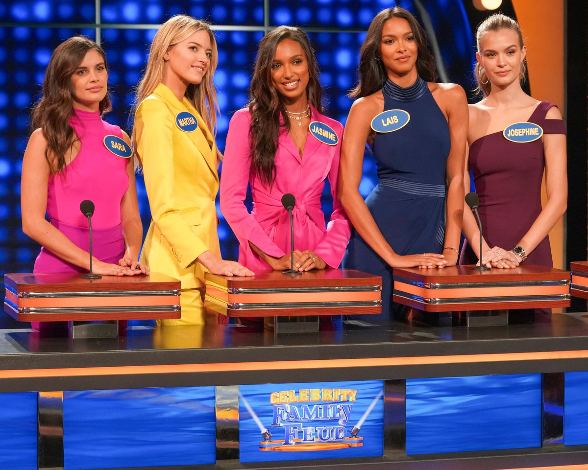 Angels vs. #BachelorNation. It's going down on @familyfeudABC Sunday, 8PM ET on ABC! #CelebrityFamilyFeud https://t.co/sN3DxAbOc7