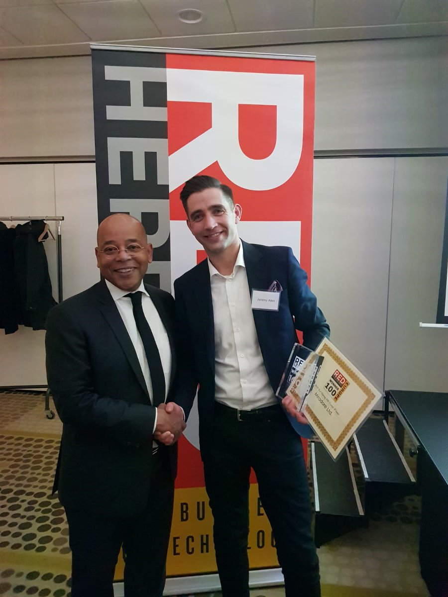 test Twitter Media - Last week Miradore took home the #RedHerring #Top100award at a ceremony held in Amsterdam.  - Amsterdam, was the perfect place to meet and explore new ideas, says Jeremy Allen, Regional sales Director of @MiradoreLtd. We thank Red Herring and our clients. https://t.co/4aP81asR0e https://t.co/DMO8TeHFXy