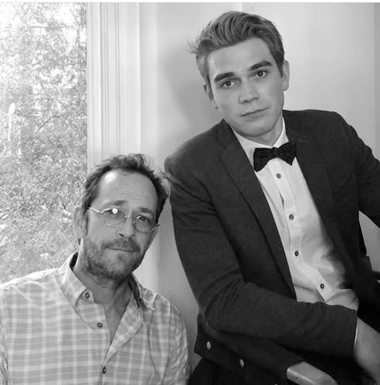 RT @bestarchiebetty: Rip Luke Perry.  Fred Andrews  😢💔😭  My feelings to family, friends and their fans. I'm sad. https://t.co/VvRsXb3KQ3