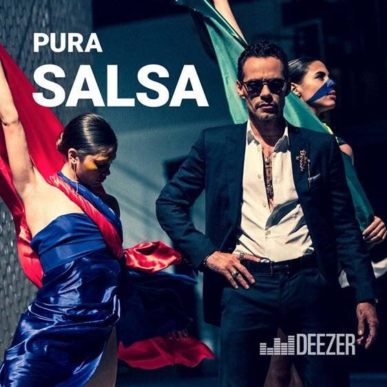 Listen now to #PureSalsa on @DeezerLatino  https://t.co/rkpzCZSxYE https://t.co/HNfLiDTZ3l