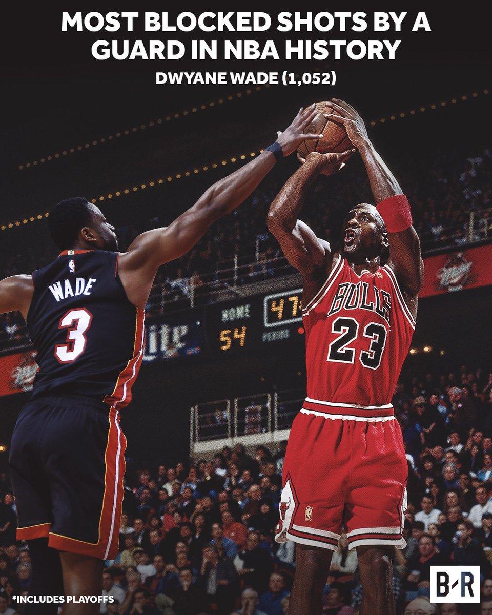 RT @BleacherReport: D-Wade moves ahead of MJ 😤 https://t.co/iXKQP6DnxT