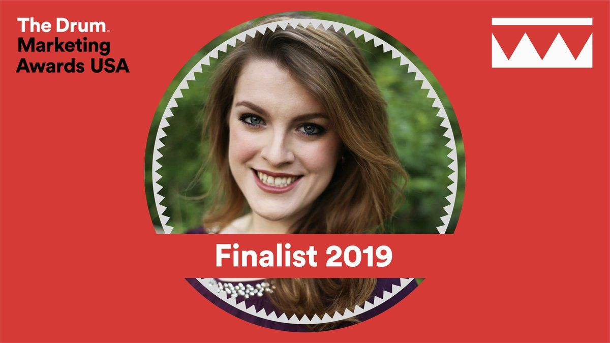 Proud to announce that the judges at The Drum Marketing Awards USA have selected our very own Kelsey Cottingham as a 2019 Rising Star Award Finalist for her wonderful work at @Braze! @TheDrumNetwork #TheDrumAwards https://t.co/AxxNoGVYhb