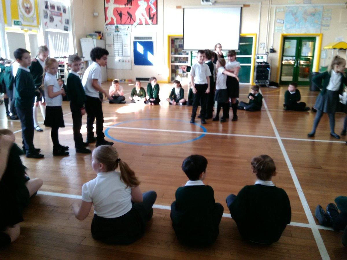 test Twitter Media - Year 4 had a great morning learning different drama techniques ready for our performance on 11th of April https://t.co/CXfVXDzXKm