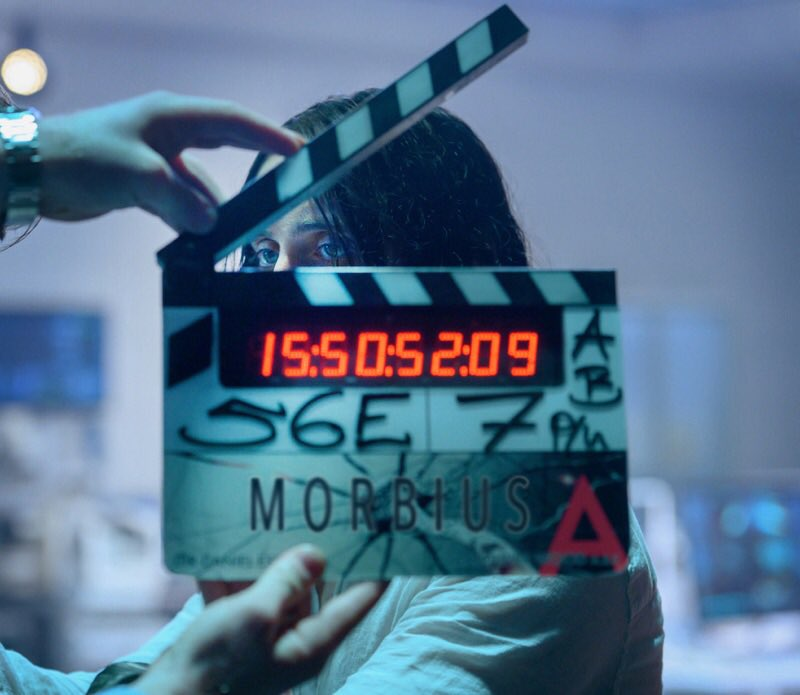 1 week down...11 to go...????‍♀️????‍♀️ Get Ready ???? #MORBIUS @MorbiusMovie https://t.co/3Tm9CGGKFz