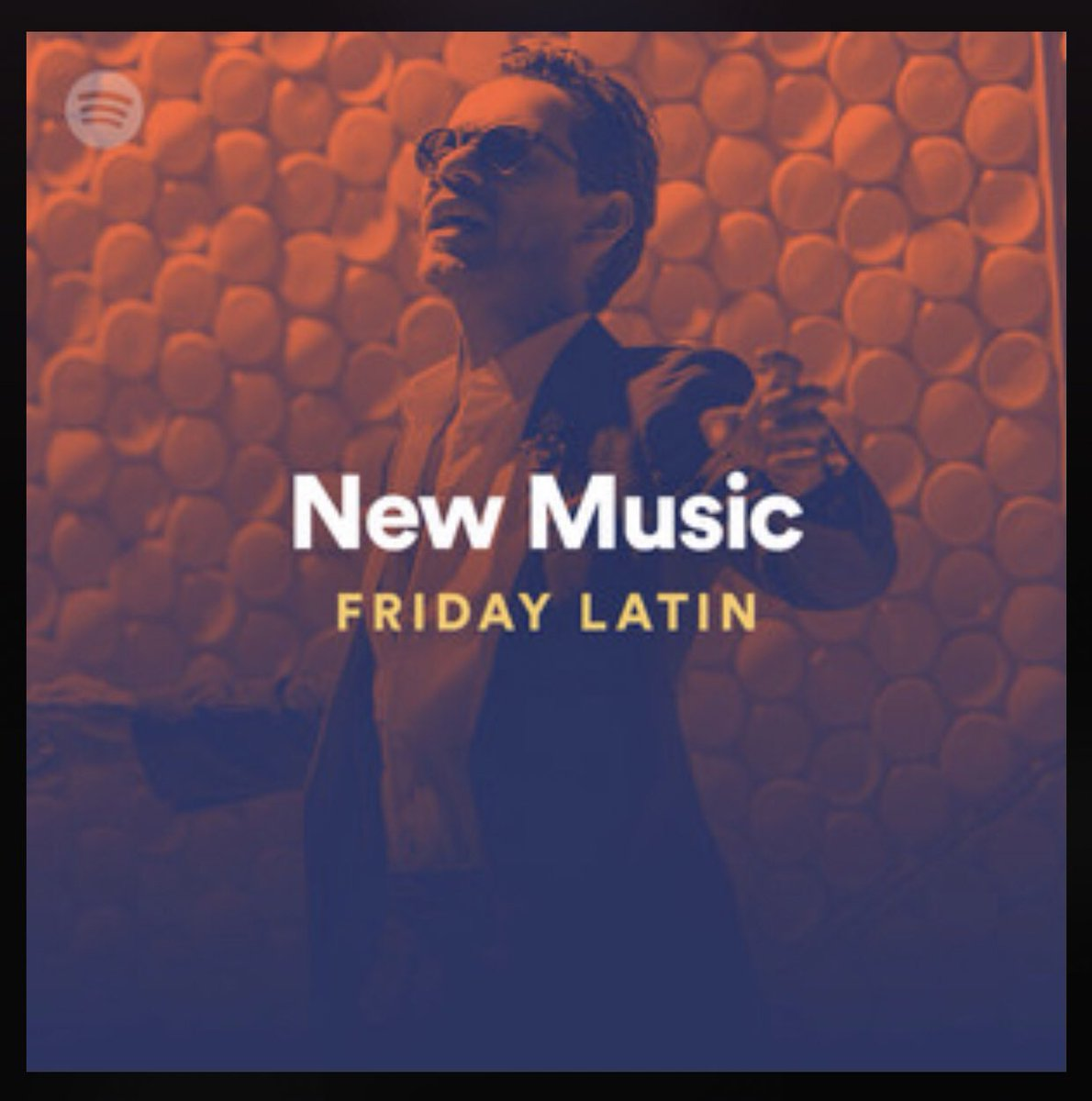 It's time for New Music ???? On @SpotifyLatino  https://t.co/wpJZa6dle0 https://t.co/ehLDcQ5wgt