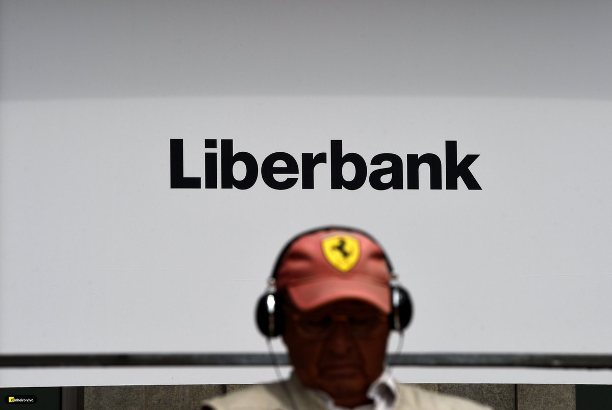 test Twitter Media - Supervisor espanhol suspende negociação das ações do Abanca e do Liberbank https://t.co/4BGv3vEIaS https://t.co/W8TcQa5Cb4