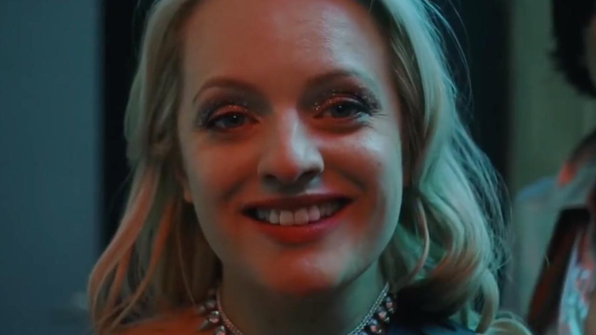Elisabeth Moss goes full grunge rock star in the first trailer for 'Her Smell.' Watch: