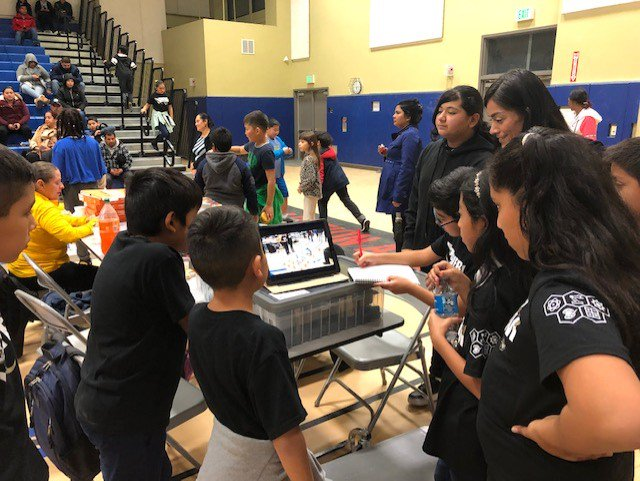 test Twitter Media - Estrella EL has moved on to the State Robotics finals being held in San Diego on the 2nd of March. @EstrellaESLAUSD will be representing LD Central alongside Hooper Elementary. https://t.co/ZFfi5Fmx4Q