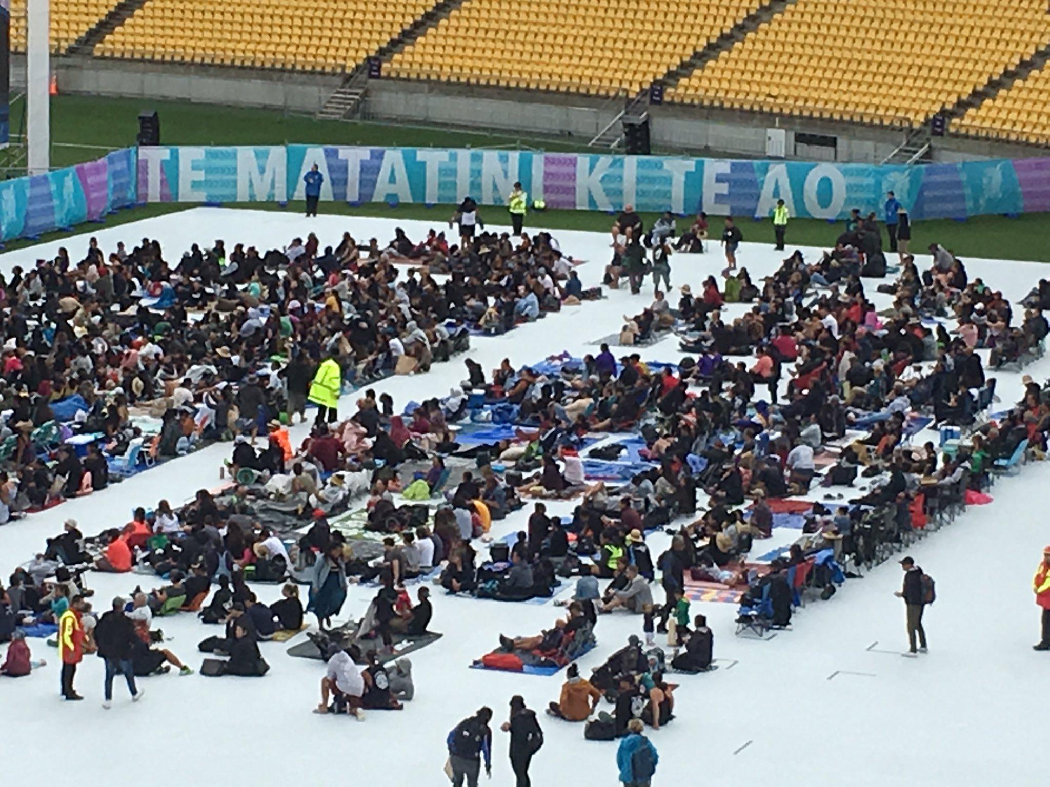 It's Day 3 of Te Matatini ki te Ao Kapa Haka Festival! Another full schedule of amazing performances, and the weather is looking good! @TeMatatini #tematatini #TeMatatini2019 #tematatinikiteao https://t.co/8xjyFutATv